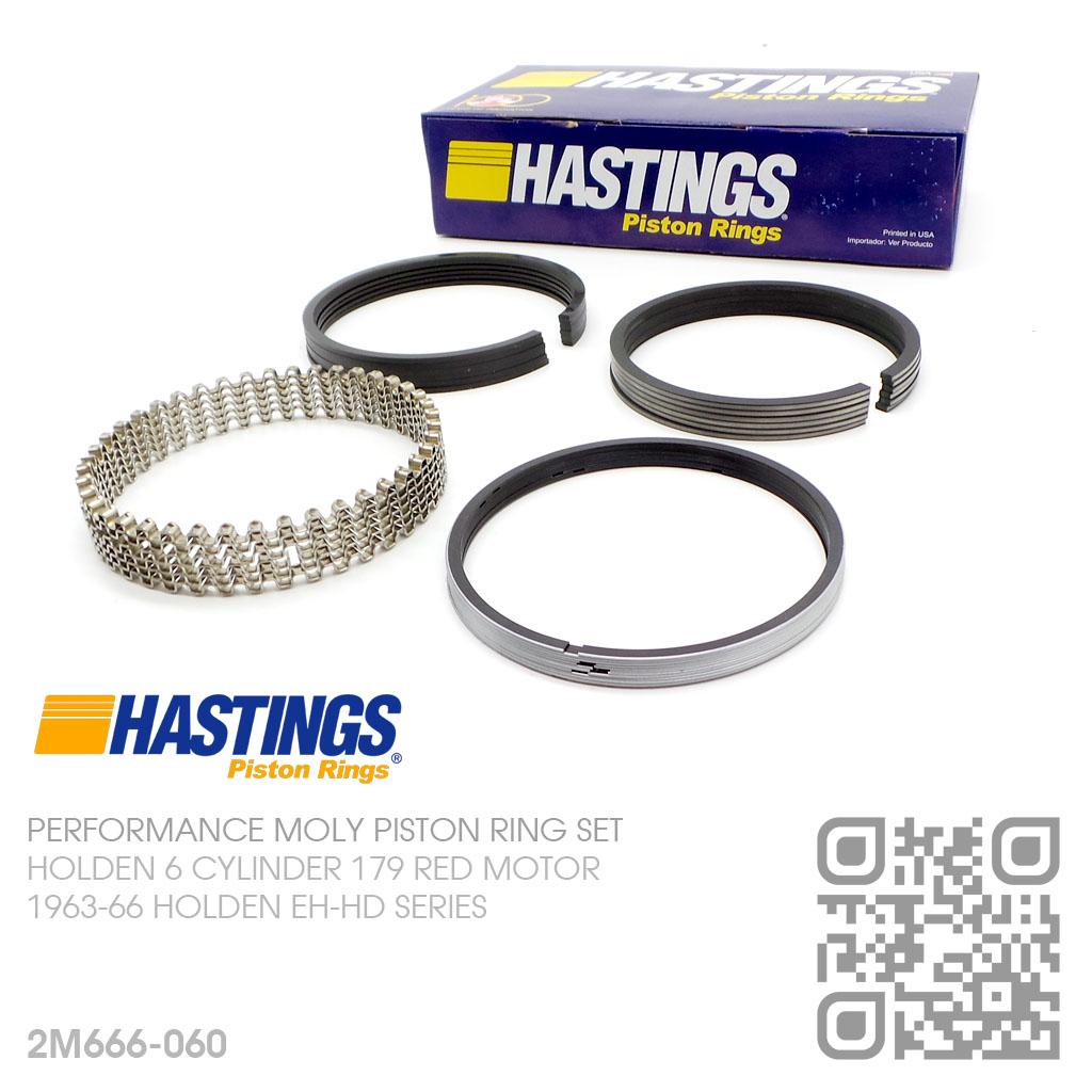 Piston Ring Set  2M5589 Michigan Hastings Manufacturing Co.